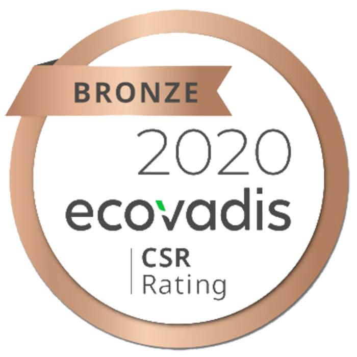 2020 Ecovadis Logo