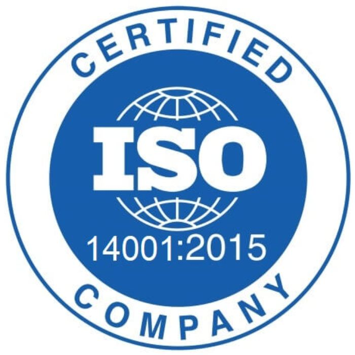 ISO 14001-2015 logo